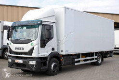 Kamión dodávka Iveco 140 E 25 Koffer LBW 1,5 t AHK 1.100 km ORIGINAL