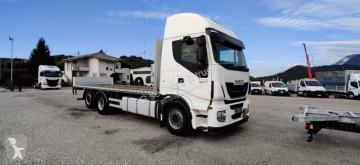 Camion cassone fisso Iveco Stralis 260 S 46