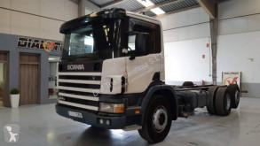 Camião chassis Scania P124 420