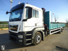 MAN TGA 26.360 truck used flatbed