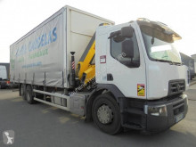 Camion Renault Gamme D 430.26 DTI 11 obloane laterale suple culisante (plsc) second-hand