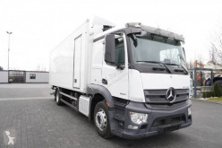 Mercedes Actros 1840 truck used refrigerated