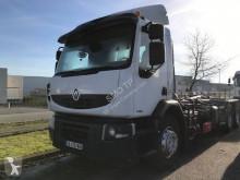 Camion polybenne Renault Premium Lander 410 DXI
