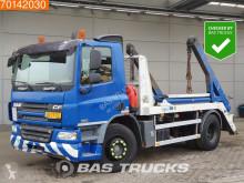 Kamión DAF CF75 vozidlo s hákovým nosičom kontajnerov ojazdený