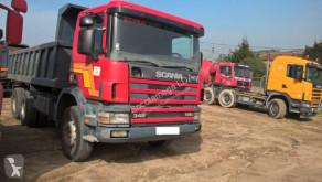 Scania tipper truck P114