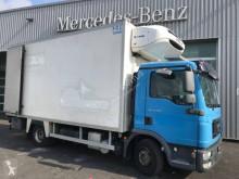 Camião MAN TGL frigorífico mono temperatura usado