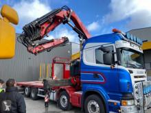 Camion platformă standard Scania R 480