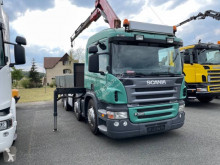 Camion Scania P 340 plateau occasion