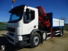 Camión caja abierta Volvo FE 280-18
