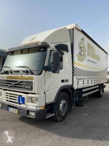 Camion Volvo FM12 340 rideaux coulissants (plsc) occasion