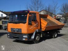 Camion benne MAN L2000 8.163 LK 2-Achs Kipper