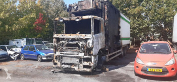 Lastbil Scania Non spécifié kylskåp mono-temperatur skadad