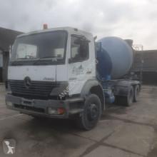Kamion Mercedes Atego 2628 beton frézovací stroj / míchačka použitý
