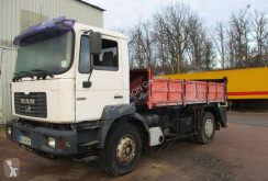 Camion MAN 19.314 benne occasion