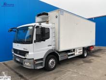 Lastbil Mercedes Atego 1218 kylskåp mono-temperatur begagnad
