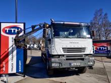 Iveco Trakker truck used flatbed