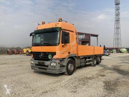 Camion cassone Mercedes Actros 2744 L / Retarder / 6x2 / Blatt/Federung