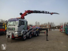 MAN exceptional transport tractor unit 35.440 SZM mit PK 56002 8x2/4