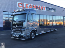 Mercedes Actros truck used car carrier