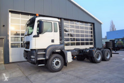 Camion châssis MAN 4x TGS 33.400 BB-WW 6×4 CHASSIS-CABIN ADR / NEW 2021 / ZF MANUAL