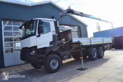 Renault plató teherautó K380 HEAVY.35 / TRUCK MOUNTED
