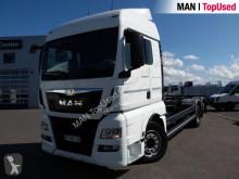 Camion plateau ridelles MAN TGX 26.440 6X2-4 LL