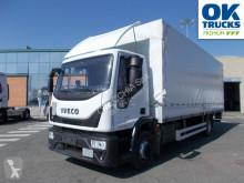 Camion centinato alla francese Iveco Eurocargo 140E28/P