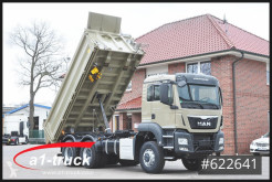 Camion MAN TGS 33.440, Meiller 3SK 6x6, benne occasion