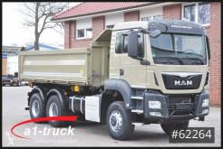 Camion benne MAN TGS 33.440, Meiller 3SK 6x6,