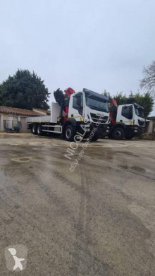 Camion plateau ridelles Iveco Stralis X-Way