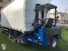 Camión DAF CF85 410 tautliner (lonas correderas) usado
