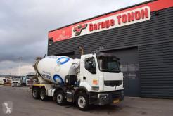 Kamión betonárske zariadenie domiešavač Renault Premium Lander 430 DXI