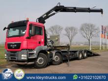Camion plateau MAN TGS 35.360