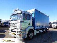 Camião MAN TGA 18.350 cortinas deslizantes (plcd) usado