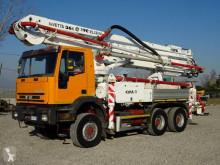 Camion Iveco Eurotrakker 260E37 pompe à béton occasion