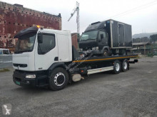 Lastbil bugsering Renault Premium 370