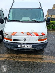 Camion fourgon Renault Master