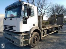 Iveco gépszállító teherautó Eurotech 190E27