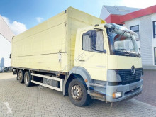 Camion fourgon Mercedes Atego 2528 L 6x2 2528 L 6x2 Getränkekoffer, 2x AHK, Lenkachse, LBW BÄR
