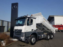 Camión volquete volquete trilateral Mercedes Arocs 2648 LK 6x6 HAD Bordmatik Retarder PPC