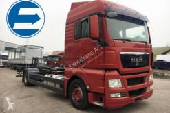 Camion MAN TGX TGX 18.400 châssis occasion