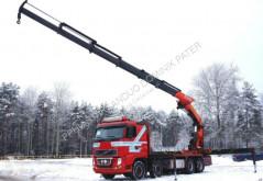 Kamión valník Volvo FH12 460 8x4 PALFINGER PK 56002 E