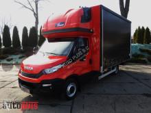 Camión lonas deslizantes (PLFD) Iveco DAILY35S18 PLANDEKA WINDA 10 PALET WEBASTO KLIMATYZACJA TEMPOMA