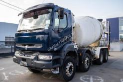 Camião betão betoneira / Misturador Renault Kerax 420 DCI