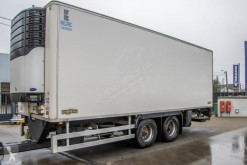 Chereau CHEREAU+CARRIER MT+DHOLLANDIA truck used mono temperature refrigerated