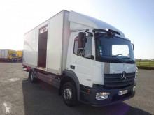 Camion fourgon polyfond Mercedes Atego 1218 NL