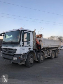 Camion Mercedes Actros 3241 bi-benne occasion
