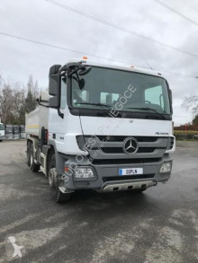 Camion Mercedes Actros 2636 bi-benne occasion