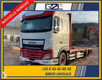 DAF chassis truck XF 530