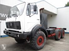Vrachtwagen Mercedes Fap 2026 , , spring susp. tweedehands chassis